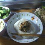 今日の夕飯~♪